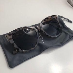 LOFT tortoise shell sunglasses